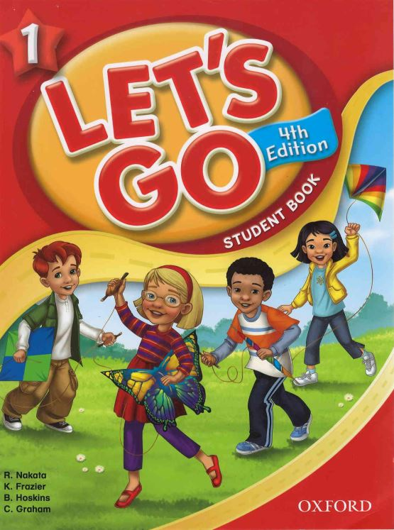 Let's Go 1 [4th Edition]