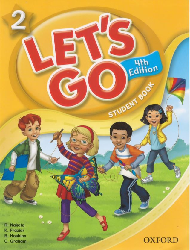 Let's Go 2 [4th Edition]
