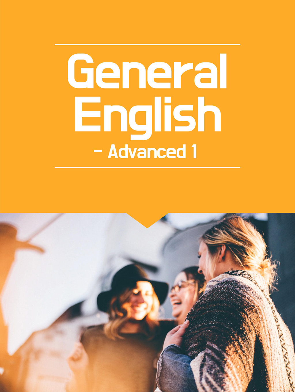 General English - Advanced 1