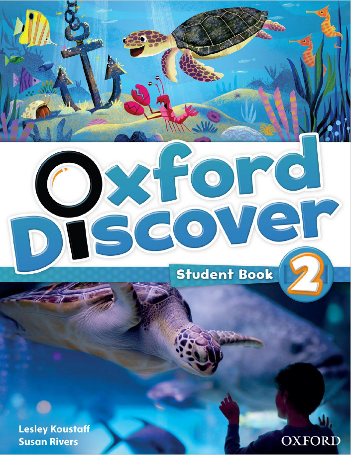 Oxford Discover - Level 2