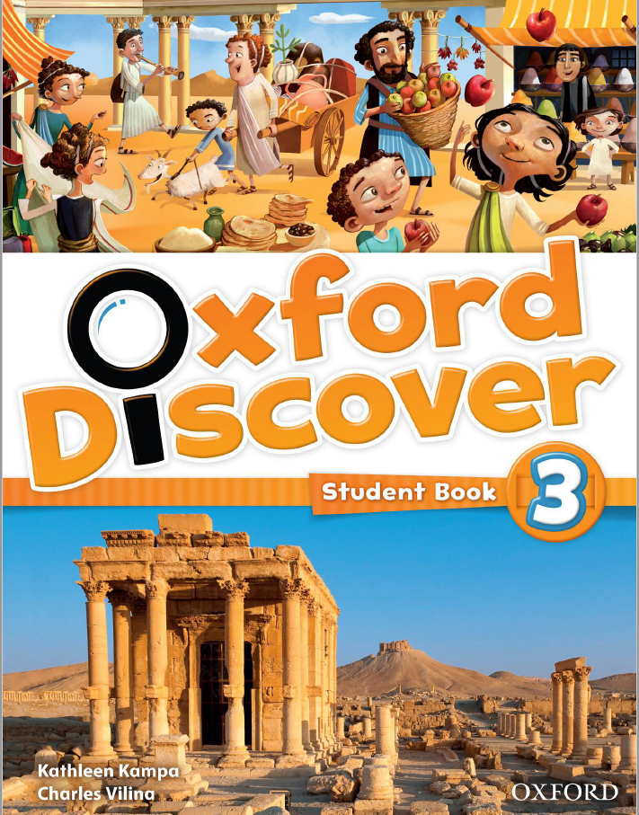Oxford Discover - Level 3