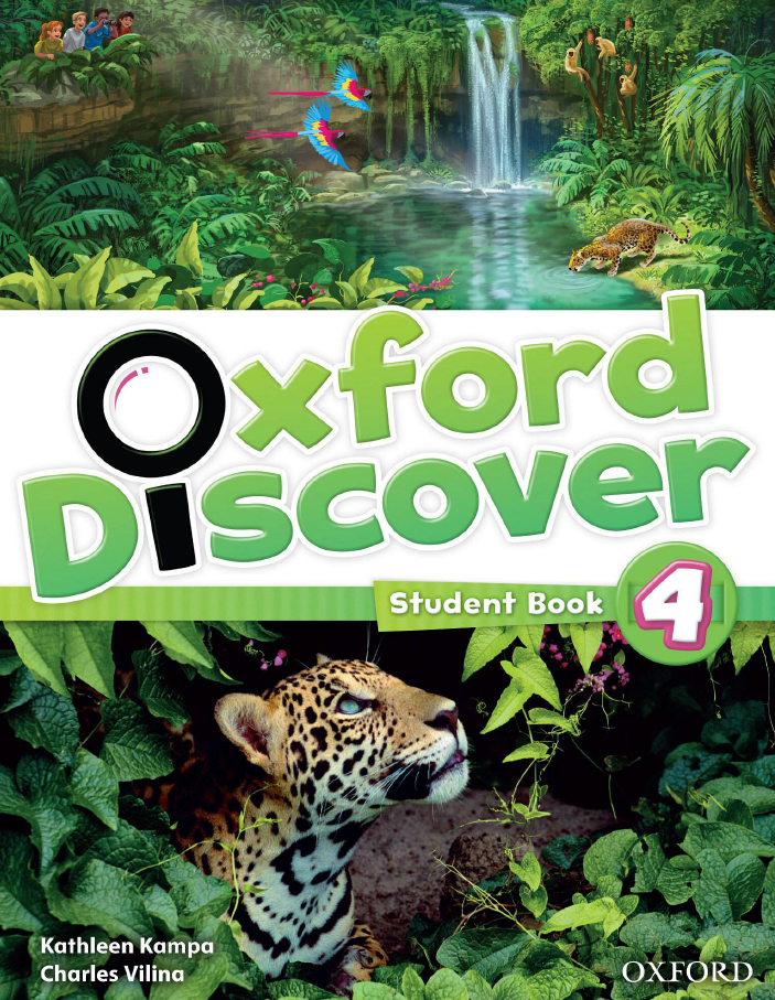Oxford Discover - Level 4