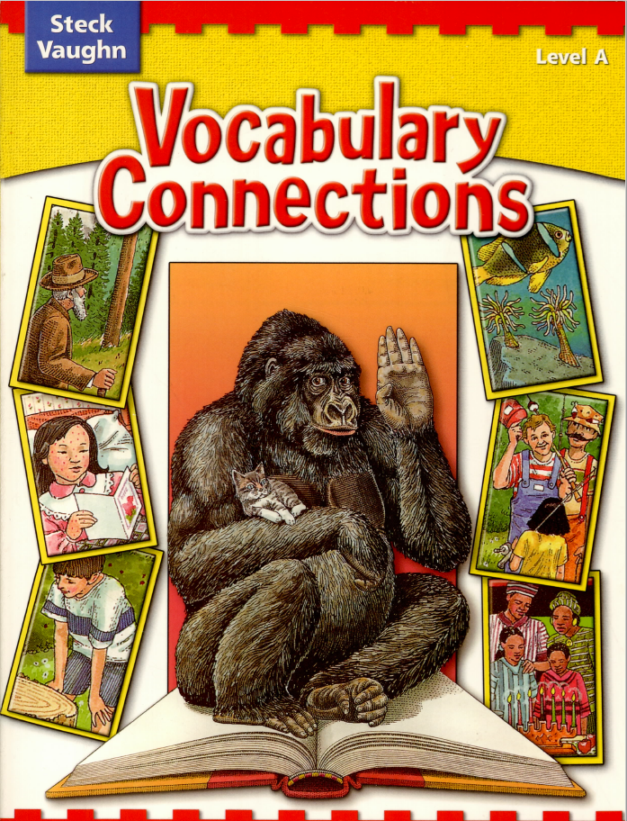Vocabulary Connections - Level A