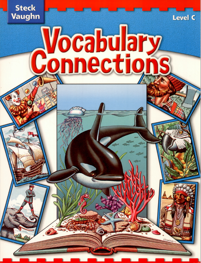 Vocabulary Connections - Level C