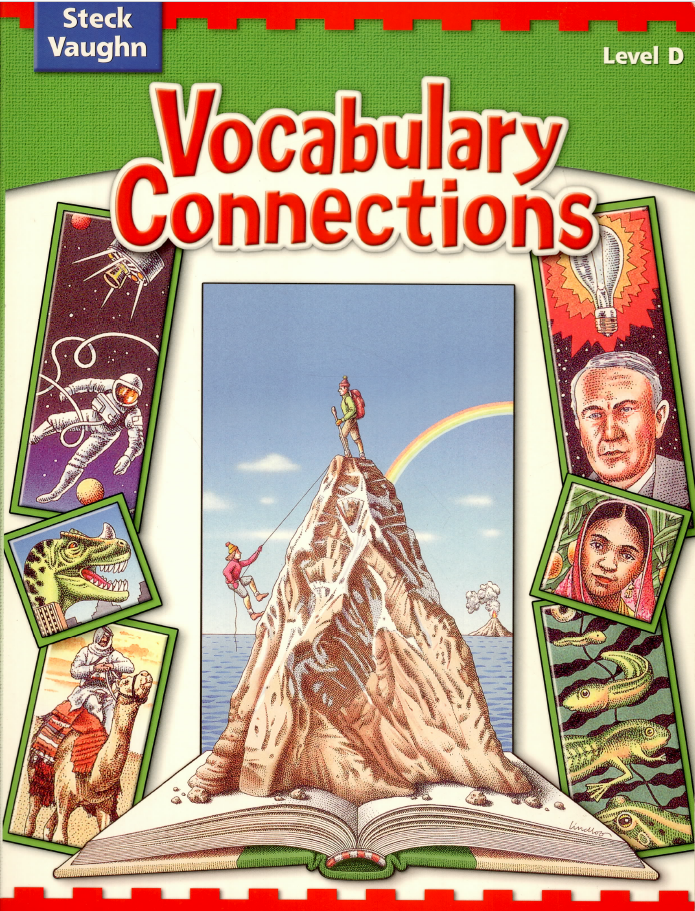 Vocabulary Connections - Level D