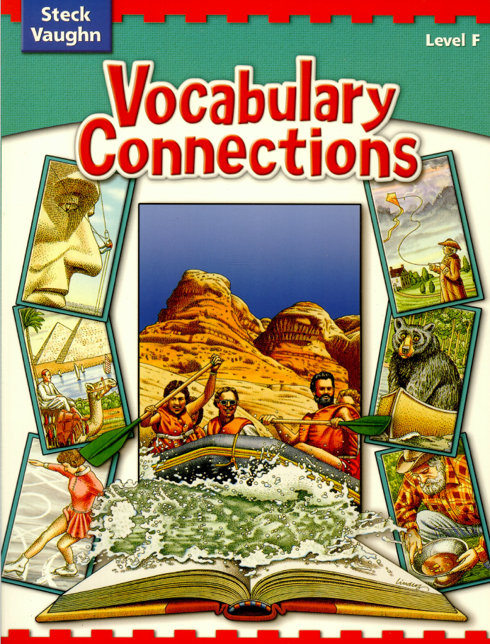 Vocabulary Connections - Level F