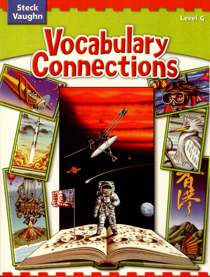 Vocabulary Connections - Level G