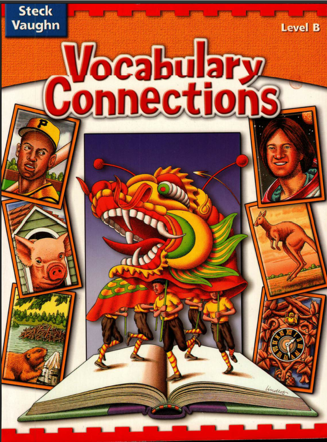 Vocabulary Connections - Level B