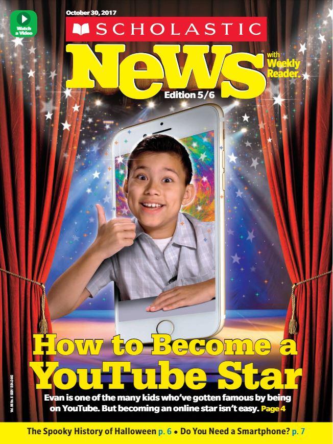 Scholastic Level 7 - News 5/6