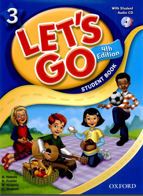 Let's Go 3 [4th Edition]