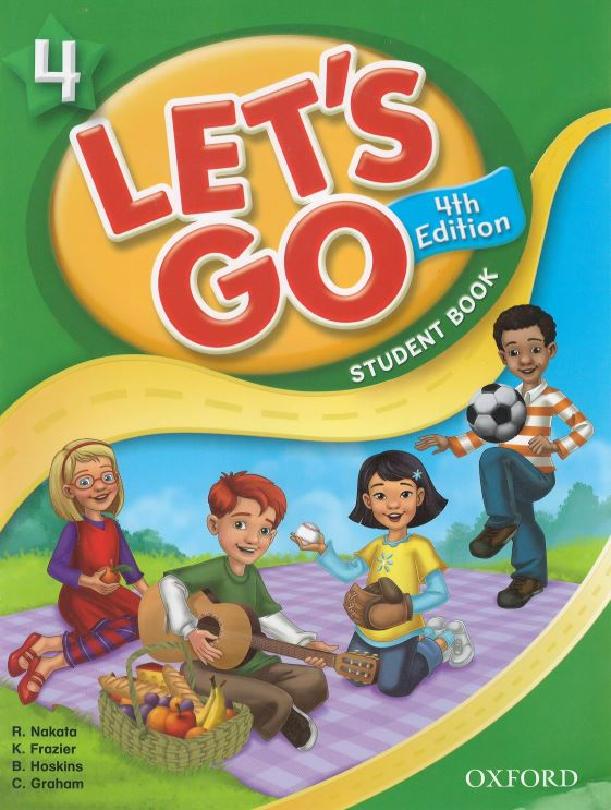 Let's Go 4 [4th Edition]