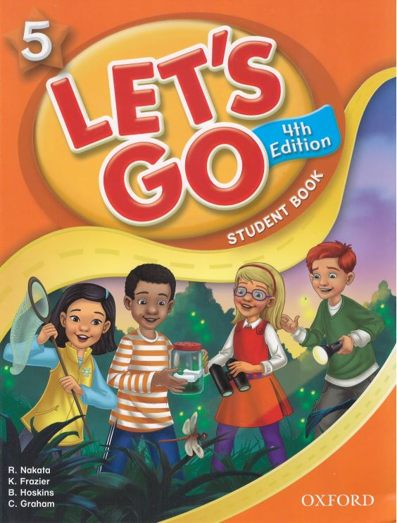 Let's Go 5 [4th Edition]