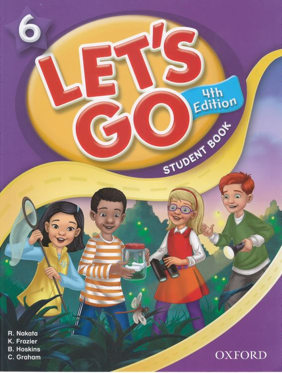 Let's Go 6 [4th Edition]