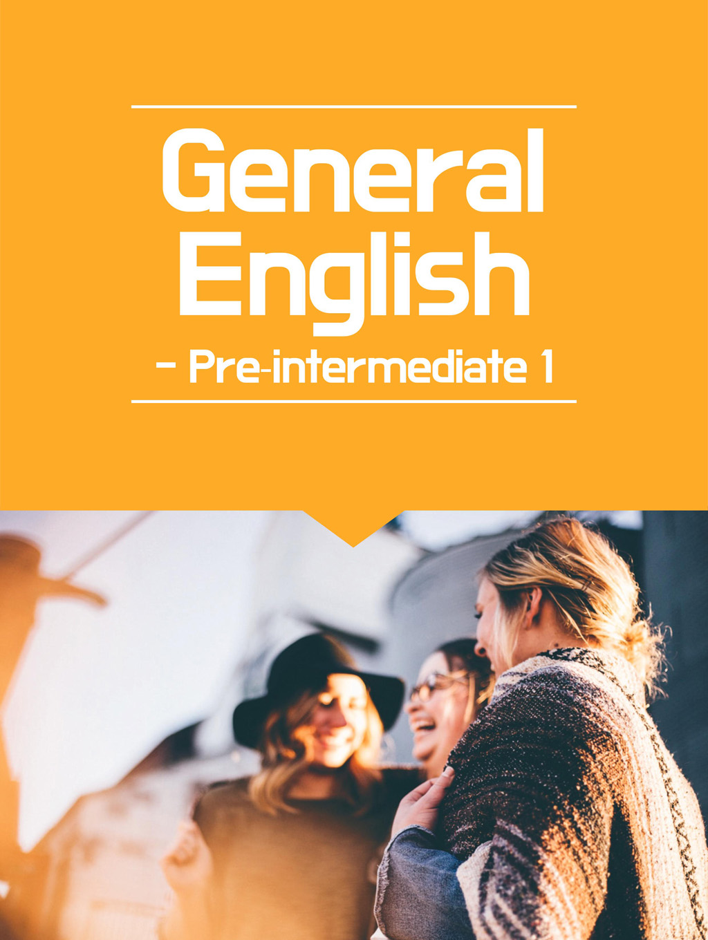 General English - Pre-intermediate 1
