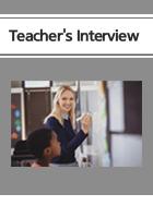 Teacher Certification Interview (교사면접)
