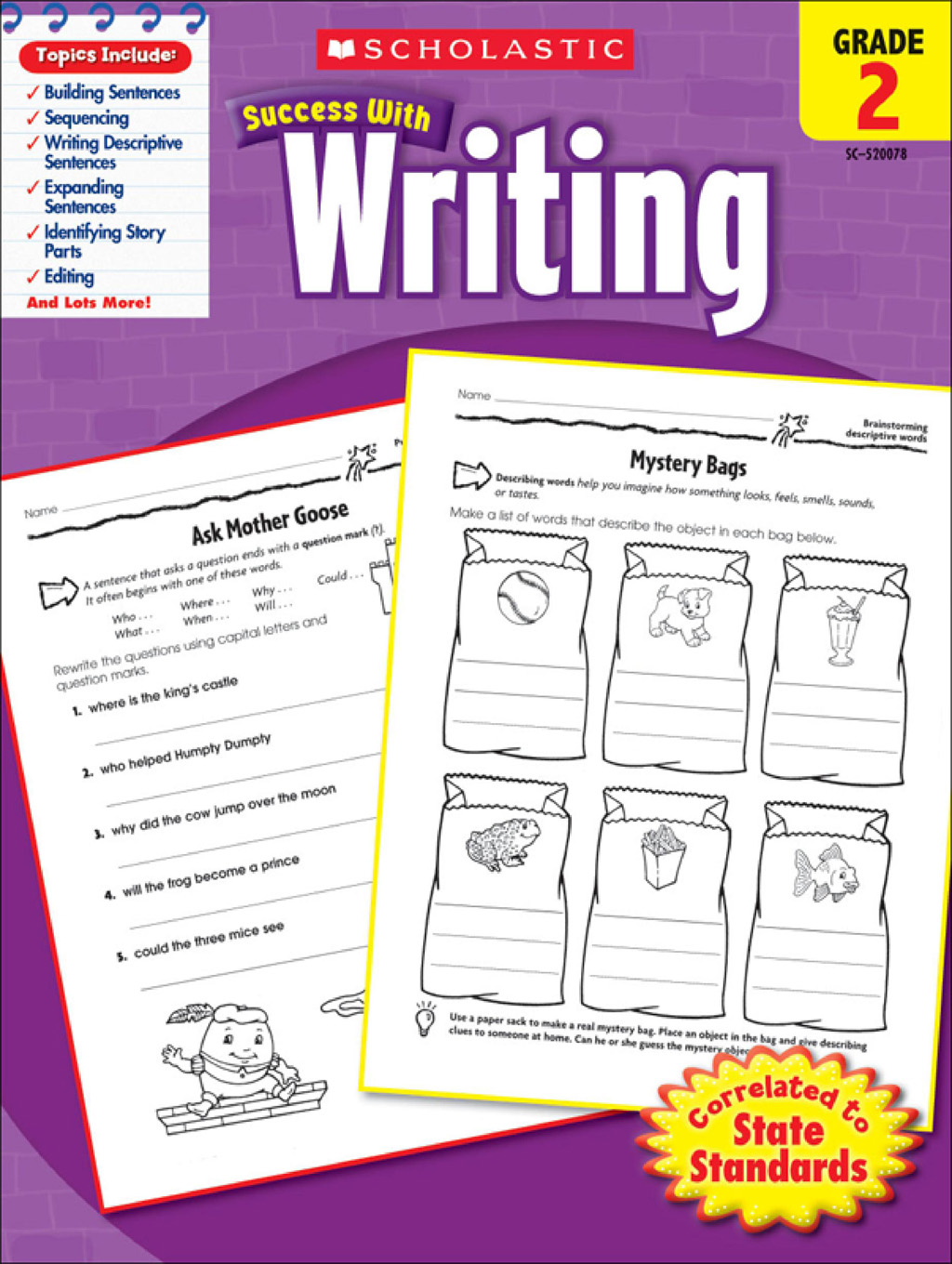 Success with Writing 2