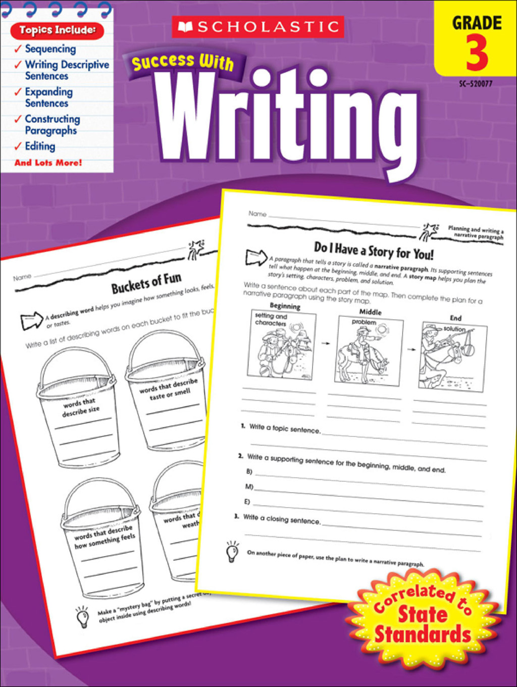 Success with Writing 3
