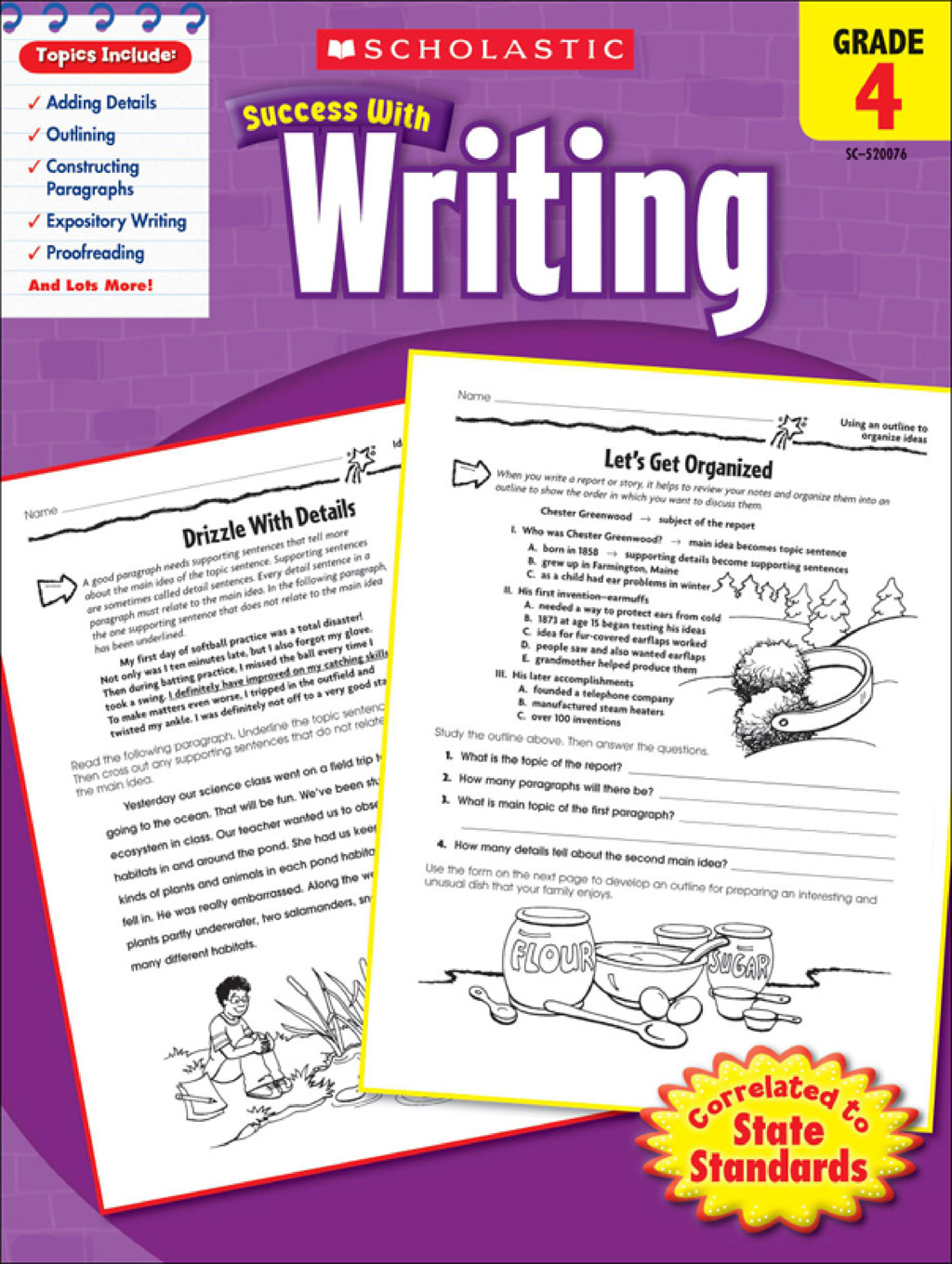 Success with Writing 4
