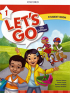 ♦Let's go 1 (5th Edition)