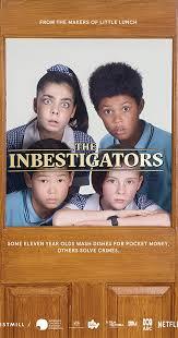 The Inbestigators (베스트 탐정단)