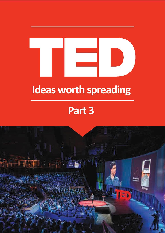 TED English 3