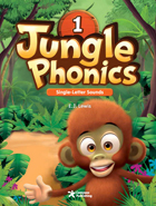 Jungle Phonics 1권~4권