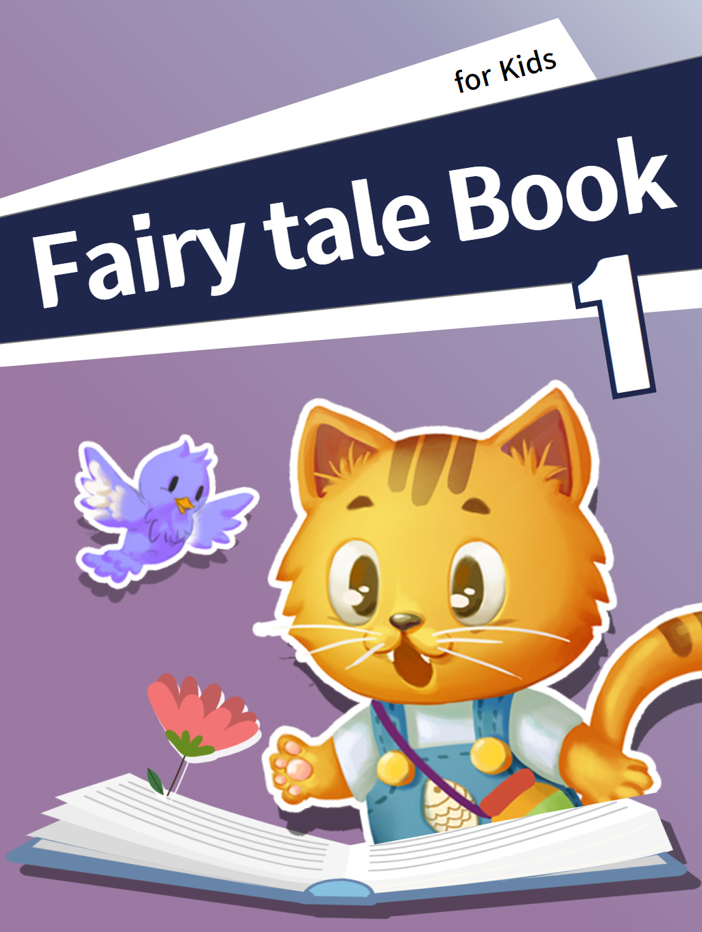Fairy tale book for Kids 1권~2권