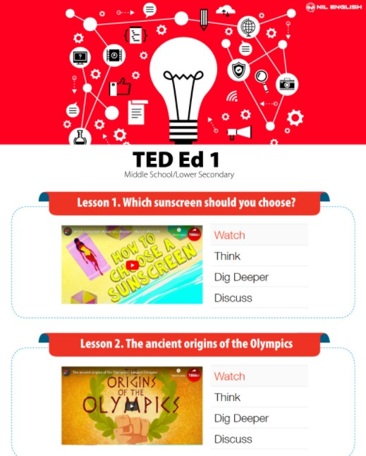 TED Ed - Middle